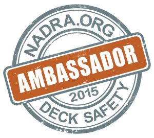 Ambassador of Deck Safety 2015