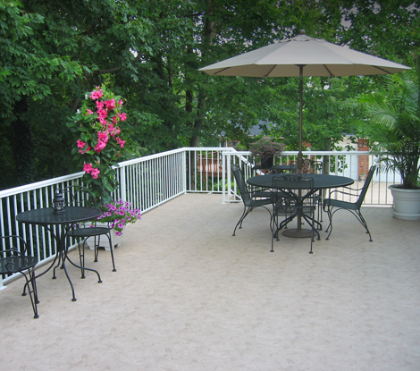 Duradek Deck Material Solutions Original Vinyl Decking