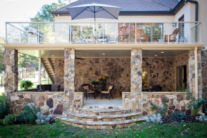 Beautiful Two-Story Deck