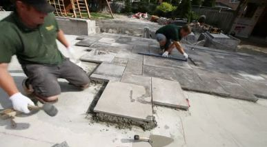 Laying Tile Over Tiledek Membrane