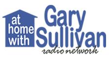 At Home With Gary Sullivan Radio Network Logo