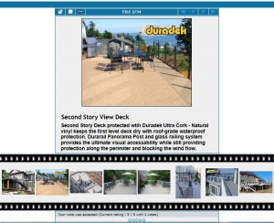 NADRA Photo Galley - Duradek Deck Image