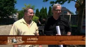 Jim Caruk and James of Duradek