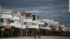 Hurricane Damaged Decks on the coast