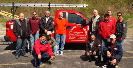 Reliable Roofing Costruction and Repair Duradek Trained Installers