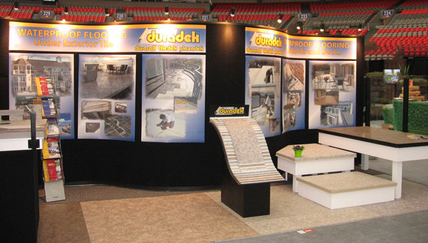 Duradek Booth 537 At The Vancouver Home Design Show