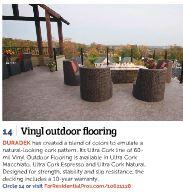 Roof Deck by Duradek and Durarail