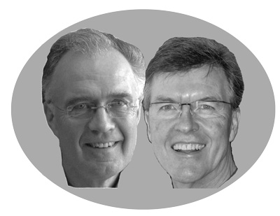 Duradek's Owners, the Ogilvie brothers