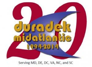 Duradek MidAtlantic 20th Year 2014