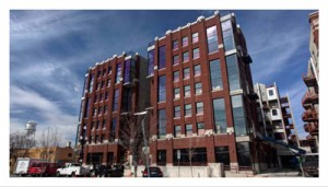The Broadway Park Lofts. Photo by ClearWater Homes
