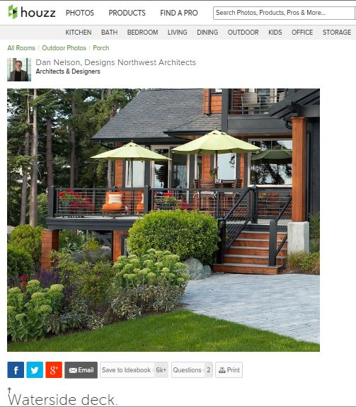 Image gallery houzz architects for Edward deegan