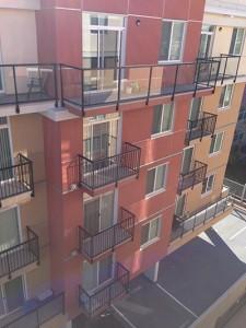 Multi-residential decks by Duradek