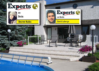 Need a deck in Saskatchewan?...just ask the Experts from Saskatoon Deck Shop.