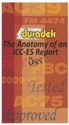 Anatomy ICC-ES Report