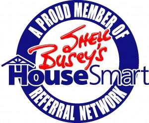 Proud Member of Shell Busey's HouseSmart Referral Network