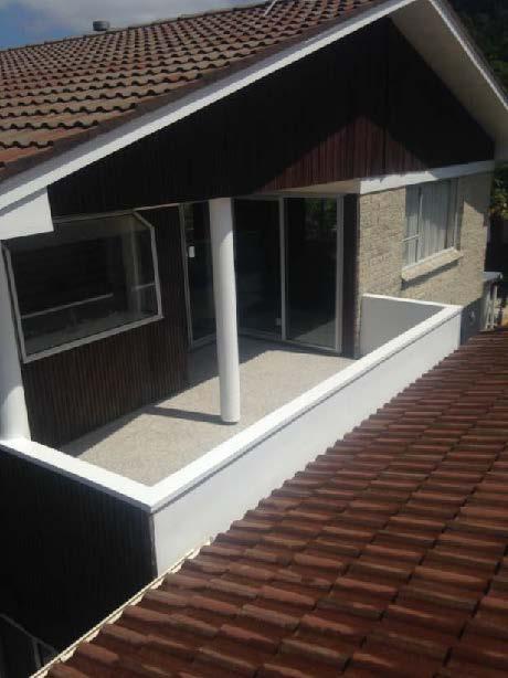 Roof Deck in Orewa with Duradek Okanagan Flint