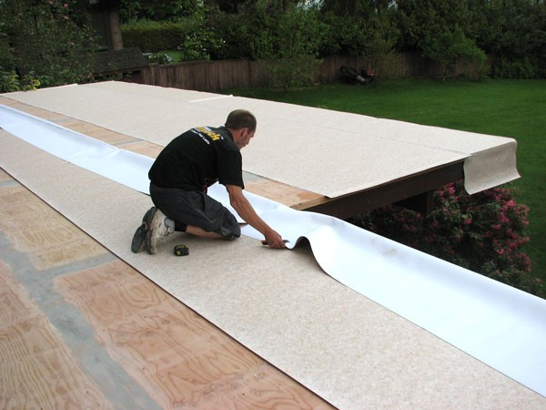 When It Comes To Vinyl Decking Does Thicker Mean Better