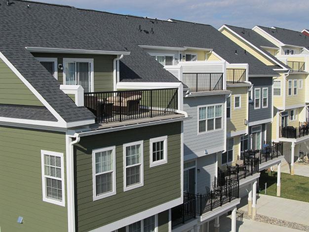 Roof decks and balconies by Duradek MidAtlantic.